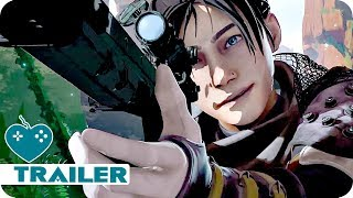 APEX Launch Trailer (2019) Xbox One, PlayStation 4, PC Game
