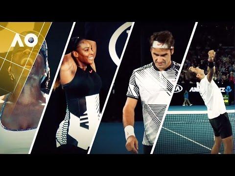History repeats: 2008 Wimbledon - 2017 AO | Australian Open 2017