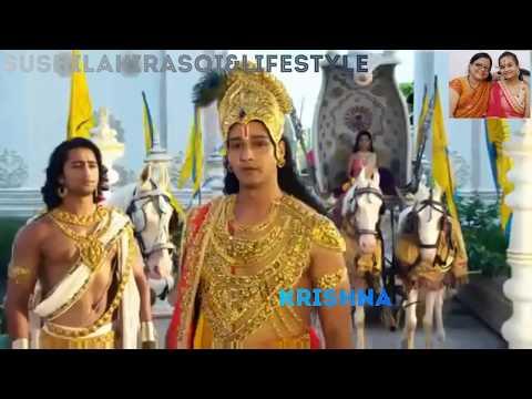 #janmashtami Whatsapp Status Video    #mahabharat #series