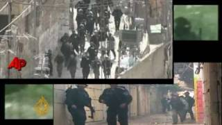 Israel and The Palestinian Territories - March 2010