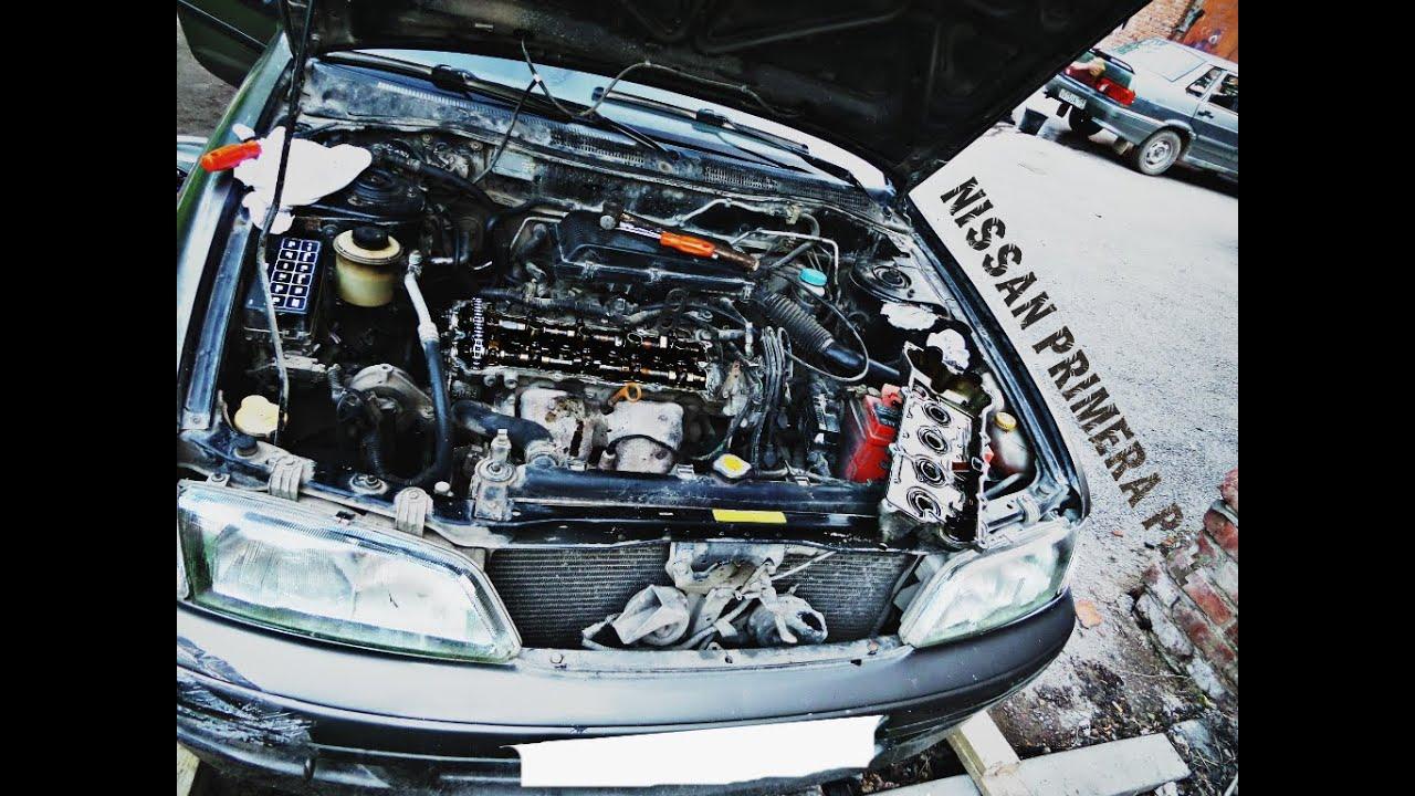 Купили Nissan primera P11 1997 года в 2015 , первые впечатления и недостатки