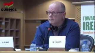 Economist talks United Ireland
