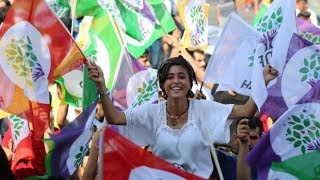 HDP Seçim Şarkısı 2019 [Oylar Selahattin Demirtaş'a] - Hozan Şerwan