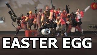 Team Fortress 2 Easter Egg