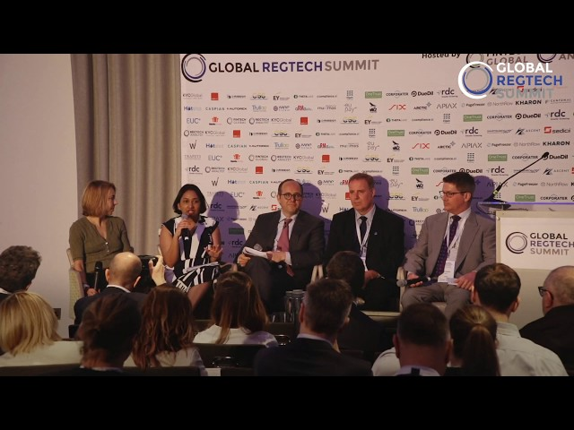 Global RegTech Summit 2019 - AML, FRAUD & FINANCIAL CRIME