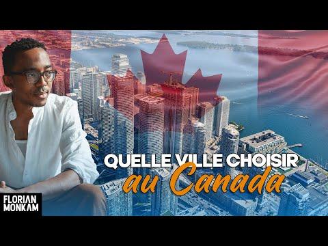 Immigrer Au CANADA : Quelle Ville Choisir Entre MONTREAL Et TORONTO? [40/50]