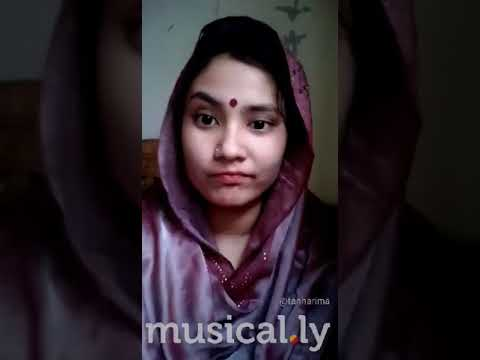 Denmohor Natok Funny scene by Musical.ly...Tanha