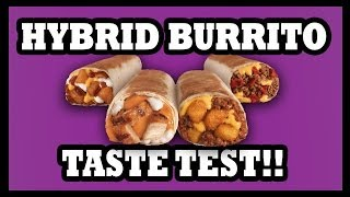 Chili Cheese Fries In A Burrito?? - Food Feeder