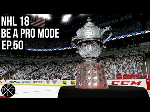 NHL 18 Be A Pro | Los Angeles Kings vs Winnipeg Jets Ep.50 (Xbox One X)