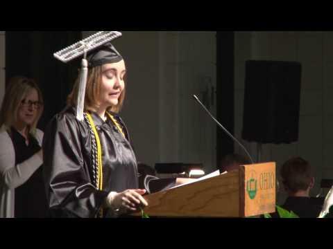 Ohio University Lancaster Graduation 04 28 2017