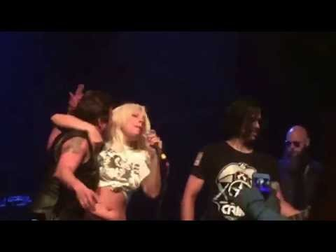 The Dirty Pearls with Lady Gaga - Who's Coming Back to Who