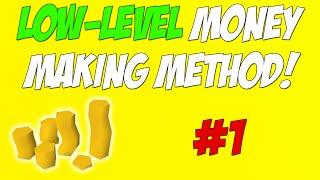 Runescape 2016 | Low-Level Money Making Method #1 - Herb Runs