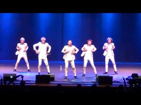 Fanime concert Da-Ice: Shout it Out