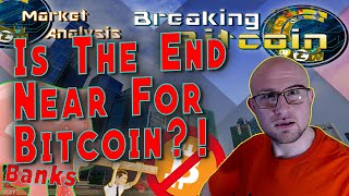 Bitcoin's Biggest Threat is HERE And It Is NOT What You Think!