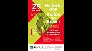 25 Anos de História dos Índios no Brasil