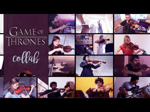 Violinists from all over the world play Game Of Thrones