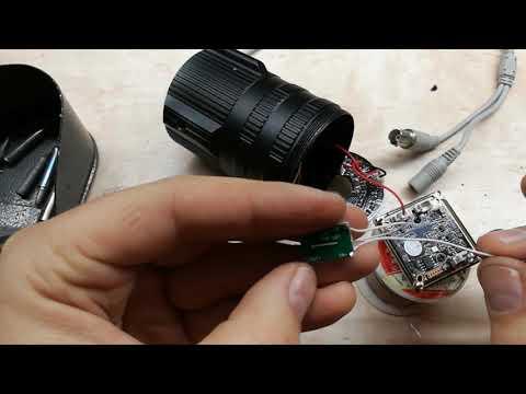 Как отремонтировать камеру