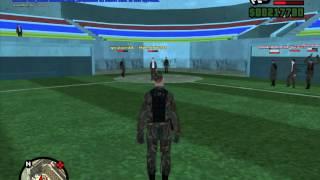 Армейский бейсбол - Тренировки Академии ЛВа