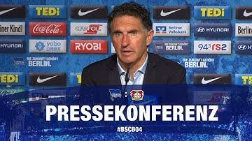 PK nach Bayer 04 Leverkusen l Bundesliga l 33. Spieltag
