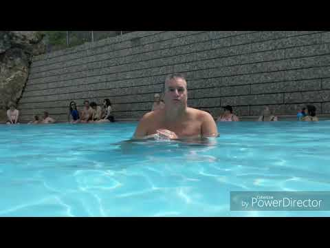BRITISH COLUMBIA CANADA - Radium Hot Springs