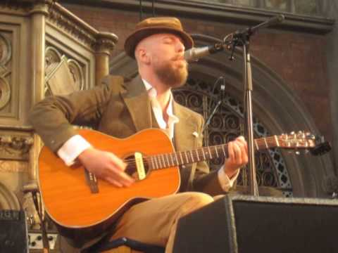 Daniel Marcus Clark - Only Got Ourselves To Blame (Daylight Music, Union Chapel, London, 08/02/14)