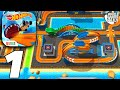 HOT WHEELS UNLIMITED - Gameplay Walkthrough Part 1 (iOS, Android)