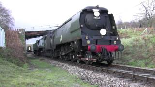 2009-11-29 Bulleid Pacific Day
