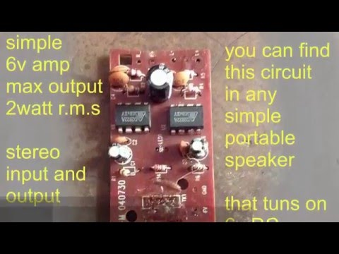 How To Make A Headphone Amplifier (Easiest Way) - YouTube