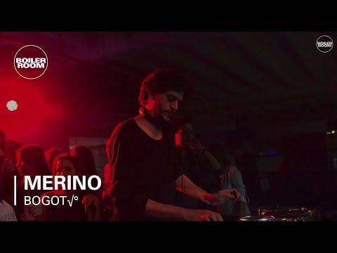 Merino Boiler Room Bogotá DJ Set