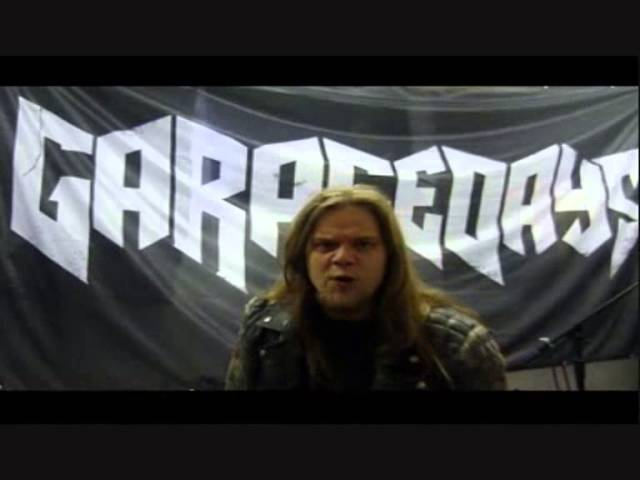 Garagedays Merch Comp Winner Announced...