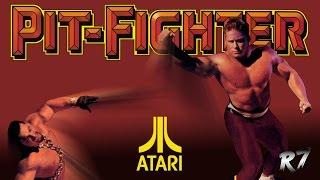 Pit-Fighter | Arcade | Longplay | HD 720p 60FPS