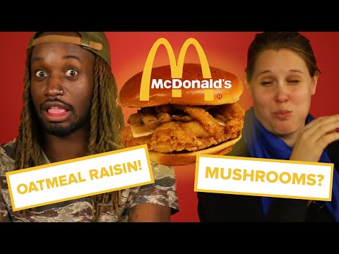 Dre - What Are The Least Popular Items From McDonalds?
