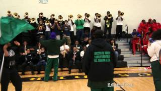 Cass Tech High School Alumni Band - Me & Mrs. Jones - 2013