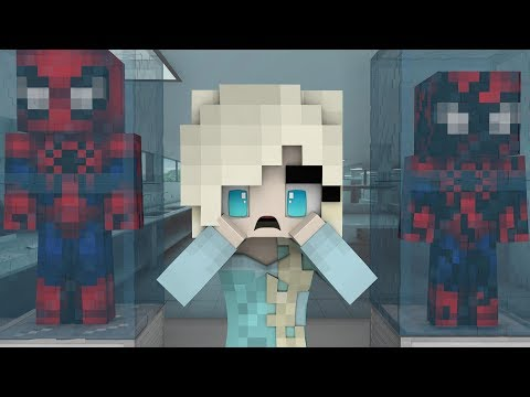 ☸¿HAY DOS SPIDERMANS?⚔️BABY HERO SCHOOL #BHS Roleplay