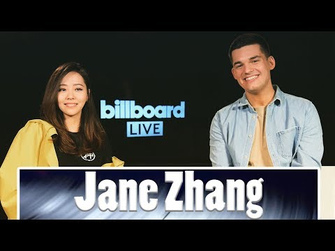 Jane Zhang Sings Mariah Carey, Disney & Talks Working with Timbaland on 'Dust My Shoulders Off'