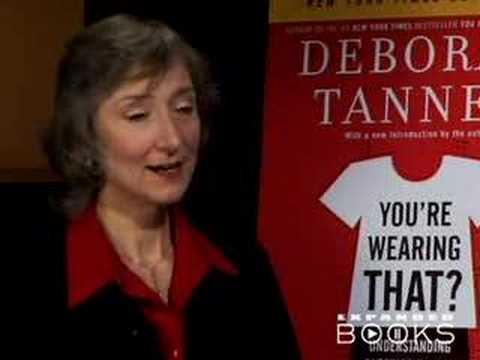 Deborah Tannen - She Said, She Said (You're Wearing That?)