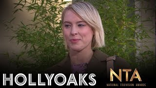Hollyoaks: Devious Darcy Is Out For Cash