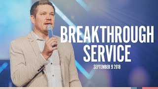 Breakthrough Service | September 2018
