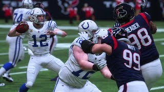 Indianapolis Colts vs Houston Texans | AFC Wild Card Game January 5th, 2019 | Colts vs Texans