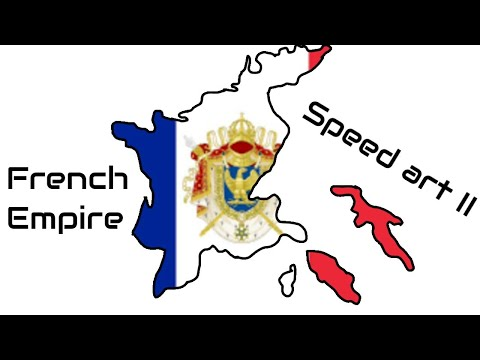 Speed art #2 French Empire