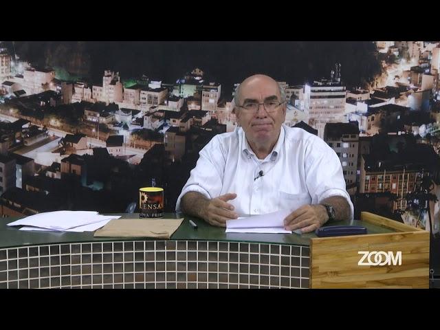 11-10-2019 - PENSANDO NOVA FRIBURGO - Cláudio Damião