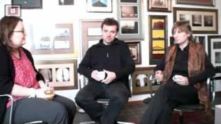 Rozmowa z Dorotą Kędzierzawską i Arthurem Reinhartem
