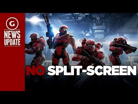 Why Halo 5 Doesn't Have Split-Screen - GS News Update
