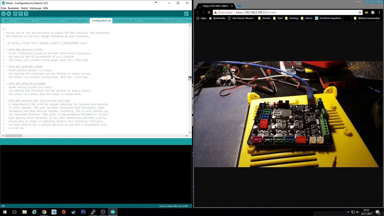 How-To: flash MKS-Base Board with Marlin firmware