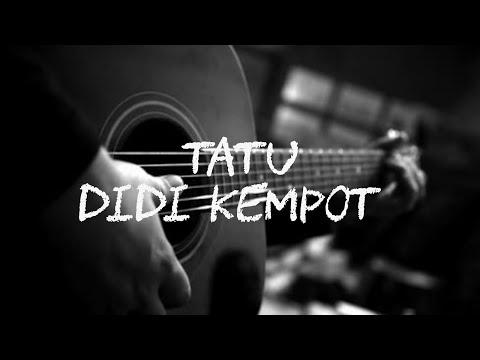 tatu-didi-kempot- -akustik-gitar-karaoke- -lirik -tanpa-vokal