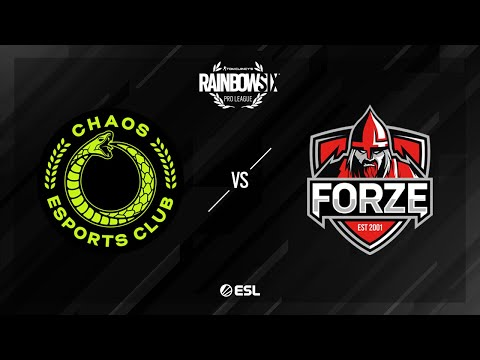 Chaos Esports Club vs forZe vod