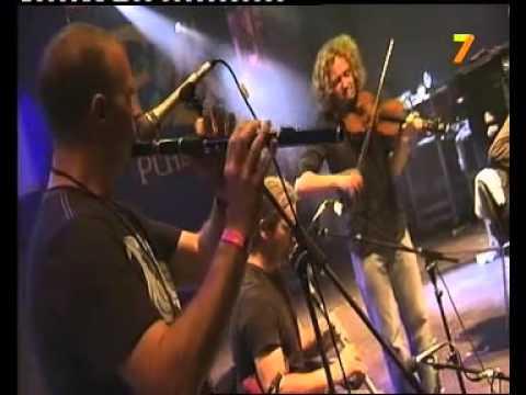 Lúnasa - Folk Plasencia 2010 (Full concert)