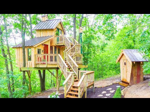 Amazing Gorgeous The Bird Barn Treehouse | Viet Anh Design Home