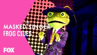 The Clues: Frog | Season 3 Ep. 18 | THE MASKED SINGER