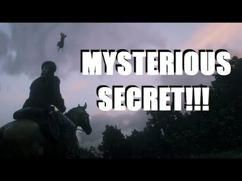 Mysterious HIDDEN SECRET Found at Butcher Creek in Red Dead Redemption 2! thumbnail